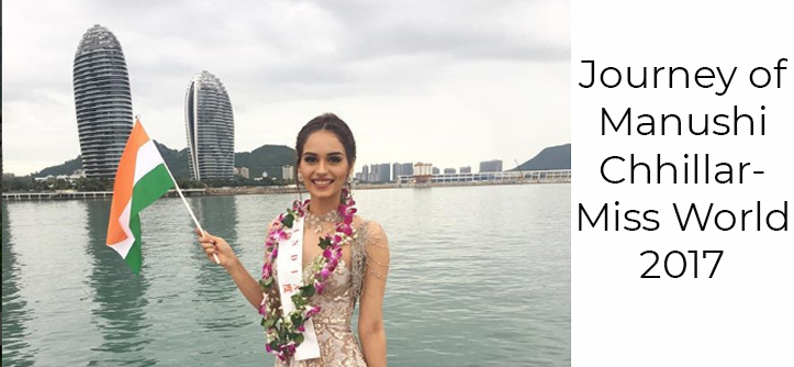 journey of manushi chhillar