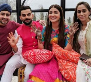 DezireFashion: Virushka mehendi insights