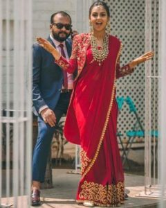15 Beautiful Indo Western Bridal Dresses For The Brides Of 2018