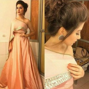 15 Beautiful Indo Western Bridal Dresses For The Brides Of 2018,Bridesmaid Wedding Dresses In Zimbabwe