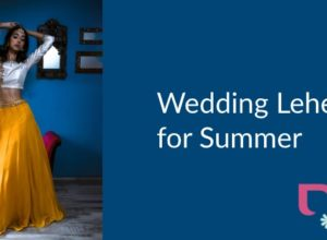 summer wedding lehengas